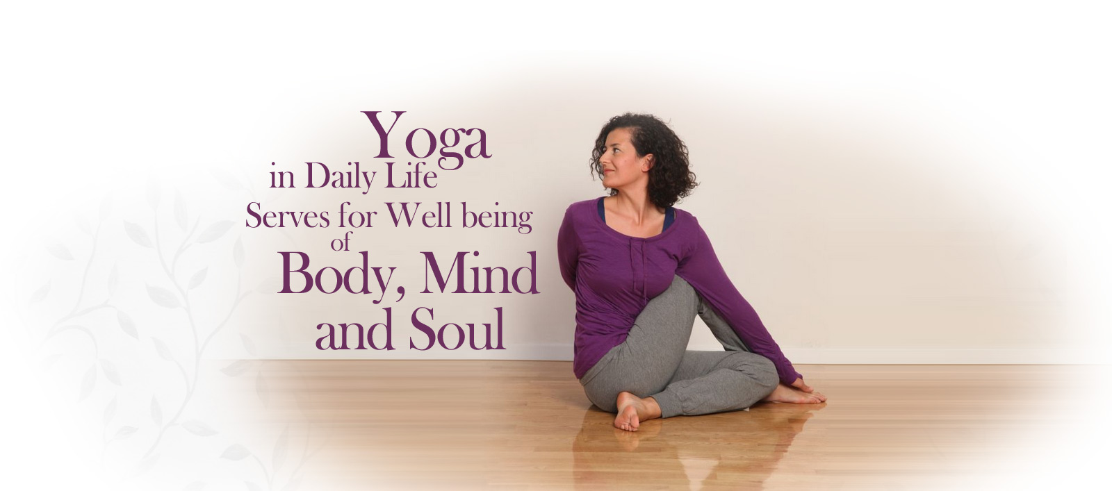 the benefits of yoga in daily life A small norwegian study suggested that yoga's many healthy benefits might come from  interviews and q&as about life today  how yoga changes your body .